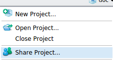 Sharing Projects in RStudio Server Pro – RStudio Support